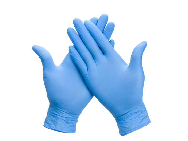 Non-Sterile Powder Free Nitrile Gloves