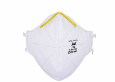 Harley N95 Dust Proof Respirator Mask